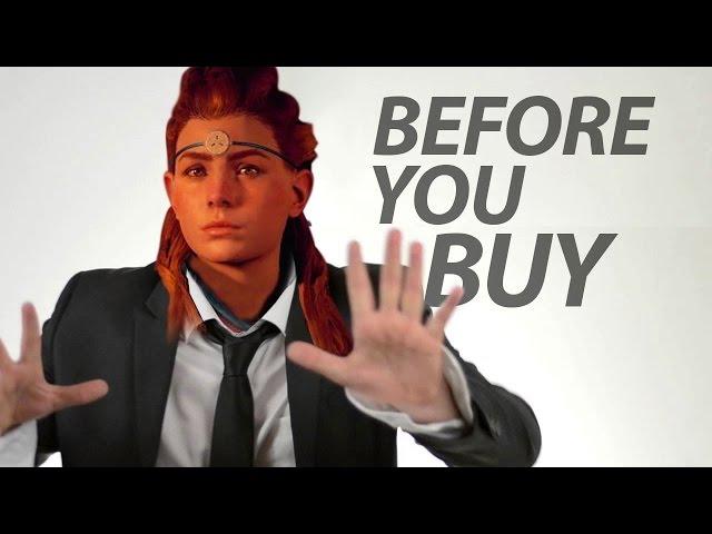 Horizon Zero Dawn - Before You Buy
