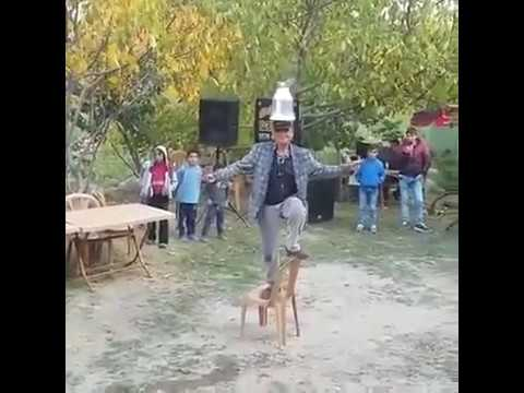 Kafasında 2 Tane Güğümle Oynamak Murtaza Köyü Niğde