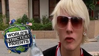 Teens Hide Alcohol In Waterbottles | Supernanny USA