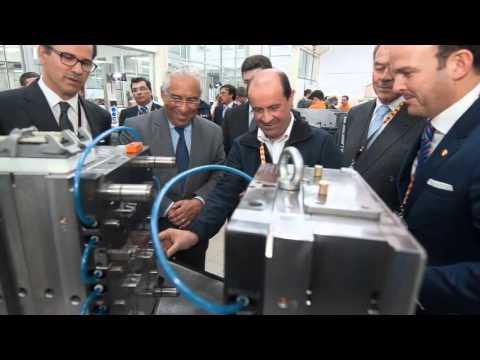 Primeiro-Ministro de Portugal visita GLN | Portuguese Prime Minister visits GLN