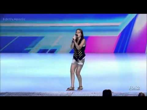 13 YEARS OLD!!! Carly Rose Sonenclar's Audition - The X Factor USA 2012