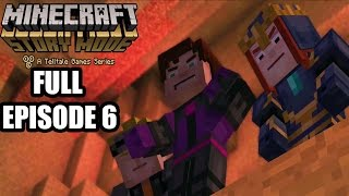 Minecraft Story Mode FULL Episode 6 Gameplay Walkthrough - No Commentary