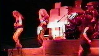 Metallica - Live in Uniondale, NY, USA (1986) [Full show]