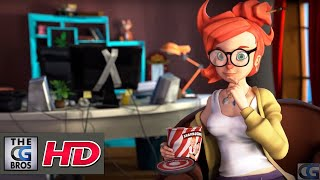 """CGI 3D Animated Short """"Print Your Guy"""" - by Team PYG"""