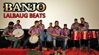 Lalbaug Beats Perform At Riteish Deshmukh's Banjo Trailer Launch