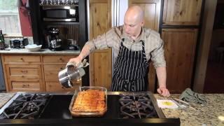 Baklava: Recipe For A Turkish Dessert