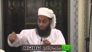 معنى التسبيح الشيخ خالد العبدلي