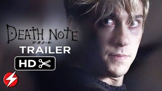 Death Note Movie Trailer (2017) | Netflix