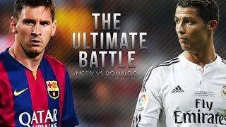Cristiano Ronaldo vs Lionel Messi ● Top de las mejores jugadas ● 2016