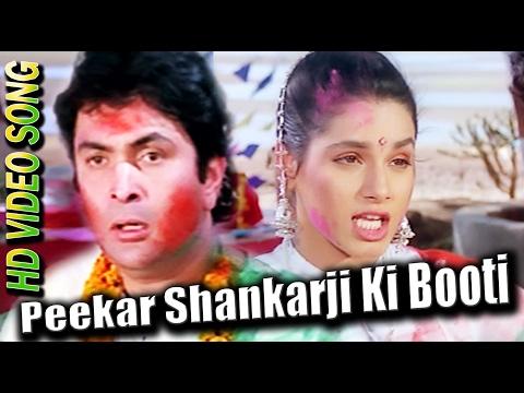 Xxx Mp4 Peekar Shankarji Ki Booti HD Song Ranbhoomi Bollywood Hit Movie 3gp Sex