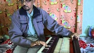 Lolita, ok aaj chole jetey bolna, Harmonium by Shri R.N. Das