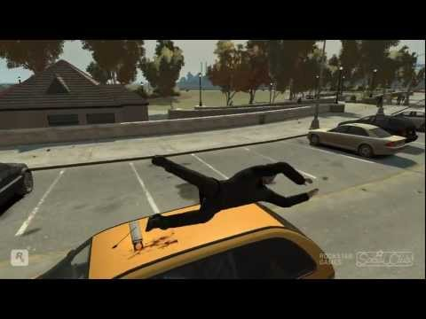 GTA 4 EFLC Funny Moments PC