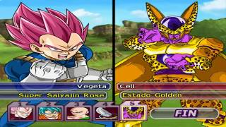 DRAGON BALL Z BUDOKAI TENKAICHI 3 VERSION LATINO FINAL GAMEPLAY LOTERIA 159