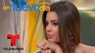 Miss Colombia 2015 compartió su mañana en Un Nuevo Día | Un Nuevo Día | Telemundo