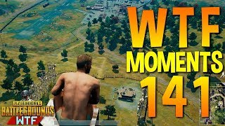 PUBG WTF Funny Moments Highlights Ep 141 (playerunknown