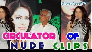 Actress Files FIR Against C Grade Filmmaker Kanti Shah for Circulating Nude Clip