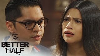 The Better Half: Bianca tries to stop Marco from learning the truth   EP 42