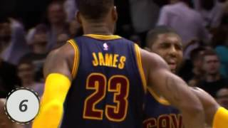 Kyrie Irving Top 10 Plays of Career