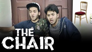 THE CHAIR - Funny Horror Video | Marwan | Rahil
