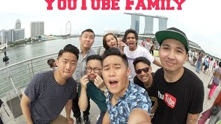 Indonesia Singapore Collaboration Feat. YouTube International | Eden Ang