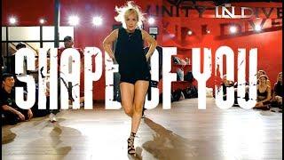 """SHAPE OF YOU"" by Ed Sheeran - Choreography by NIKA KLJUN"
