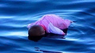 DROWNING BABY PRANK