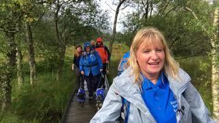 Craven Safety Services Charity Walk 2017 Day 1 - Derwentwater