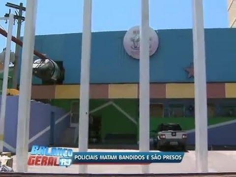 Policiais matam assaltantes em casa de festas no Rio