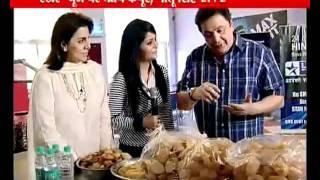 Panipuri with Rishi and Neetu Kapoor.flv