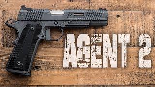 Agent 2 (DREAM GUN) Review - Nighthawk Custom / Agency Arms 1911