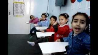 """سورة العاديات """"أطفال مدرسة الشيخ محمد صالح النيفر"""