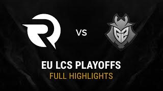 Origen vs G2 Esports Grand Final Highlights EU LCS Spring Split 2016 - All Games