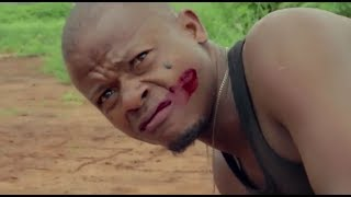 African KARATÉ Movie, KUNG FU Final scene, Malawi Kufewa Acrobatics