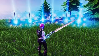 How to DUPLICATE the INFINITY BLADE in Fortnite Creative Mode! (Sword Duplication Glitch)