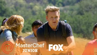 Junior Chefs Are Lost And Hot On The Trail | Season 5 Ep. 9 | MASTERCHEF JUNIOR