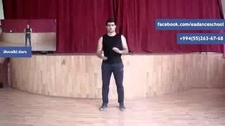 آموزش رقص آذری لزگی  Azeri lezgi Dance