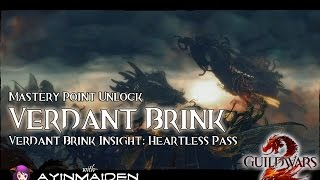 ★ Guild Wars 2 ★ - Verdant Brink Insight: Heartless Pass