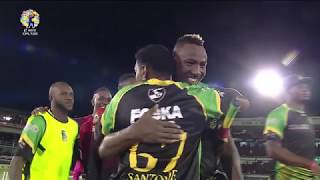 #CPL18 Match Highlights M3: Trinbago Knight Riders v St. Lucia Stars