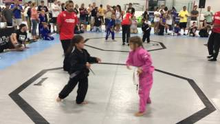 ASOJJ: Kaylee Myung Gi Round3 @ The Good Fight NY Summer Classic 2017