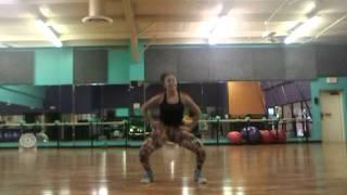 Janelle Monae & Jidenna-Yoga dance fitness routine