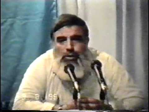 Timurtaş Uçar Hoca Efendi 1991 Sohbeti