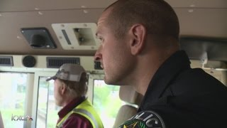 Union Pacific and police team up to teach people about railroad dangers