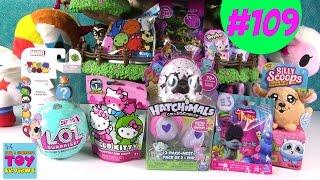 Blind Bag Treehouse #109 Unboxing Hatchimals Colleggtibles LOL Surprise Trolls   PSToyReviews