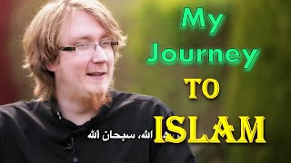 My Journey To Islam Brother Andrew - Guided Through Qur