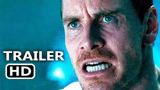 ASSASSIN'S CREED Official Animus Movie Clip (2016) Michael Fassbender, Marion Cotillard Movie HD