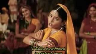 lagaan: Rhadha and Krishna