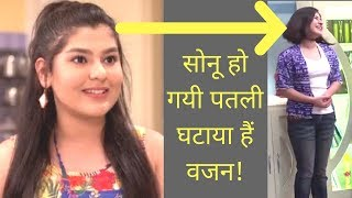 Sonu of Taarak Mehta Show did Weight Loss in Real Life