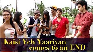 Kaisi Yeh Yaariyan wraps up | Actors get emotional