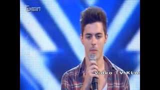 X Factor Albania 2 - Aldo Bardhi
