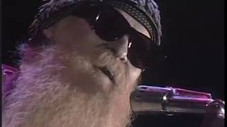 ZZ TOP Fool For Your Stockings 2005 LiVe